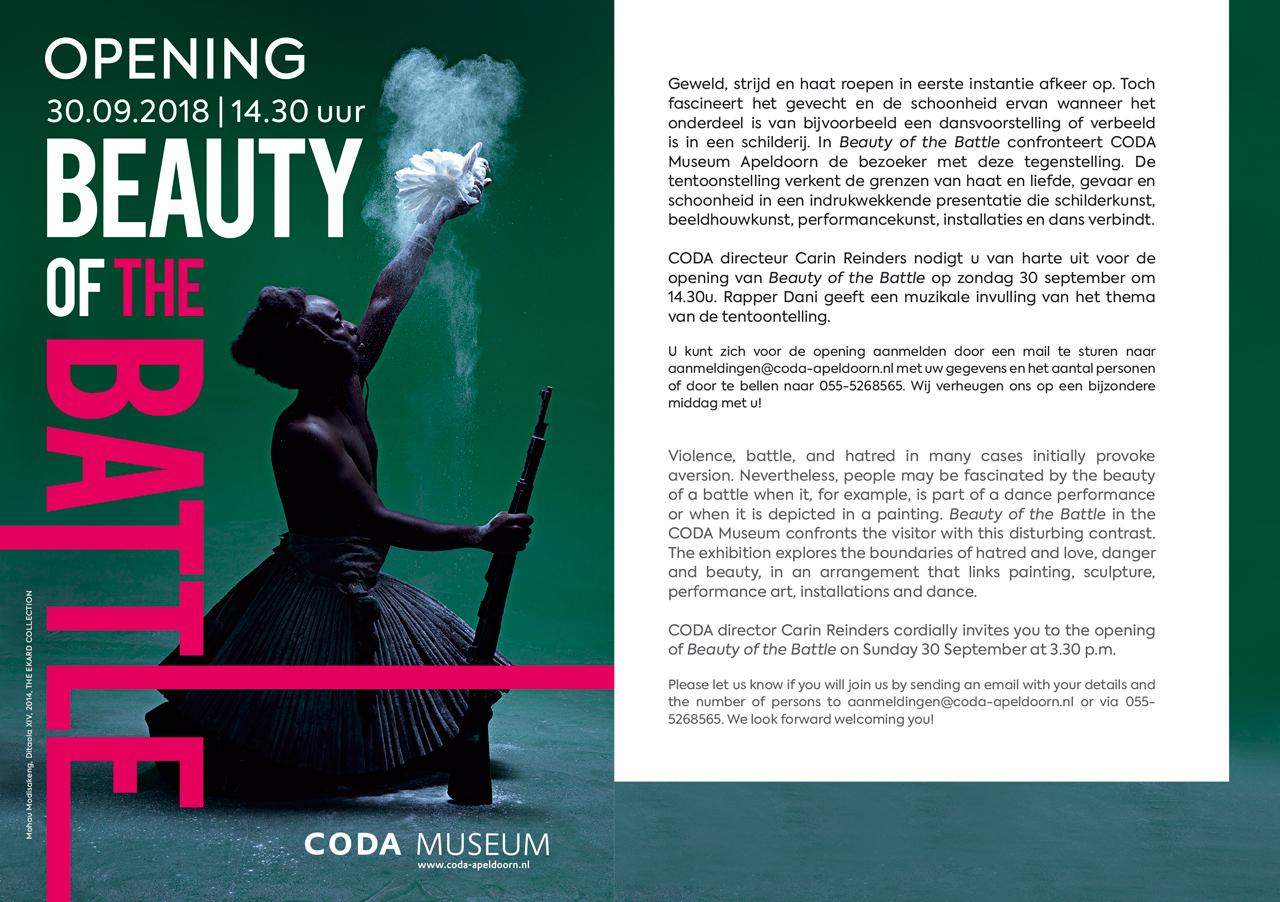 Uitnodiging-Beauty-of-the-Battle-CODA-Museum-Apeldoorn-Patrick-Koster